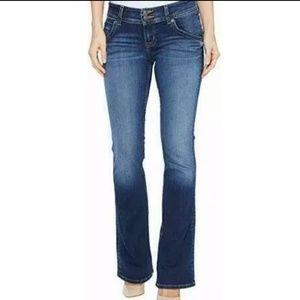 Hudson jeans signature boot cut blue tall